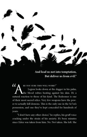 End of Eden, paperback