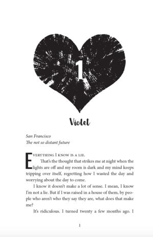 Black Hearts, paperback