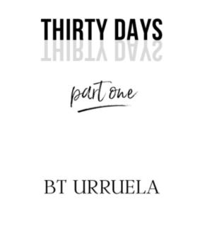 Thirty Days, ebook