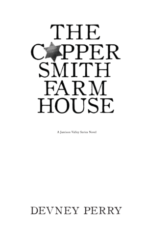 The Coppersmith Farmhouse, paperback