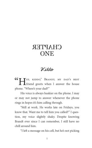 Bad Bad Bad, paperback